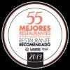 logo 55 mejores restaurantes de la comunidad valenciana
